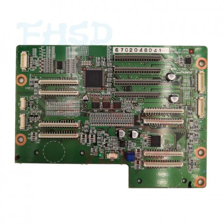 XF-640 Assy, Print Carriage Board - 6702048041
