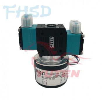 Liquid pump with high...