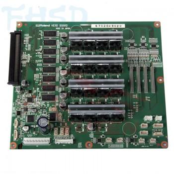 XF-640 assy, head board-...