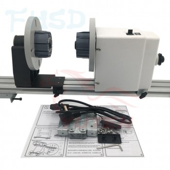 Take up system for Mutoh...