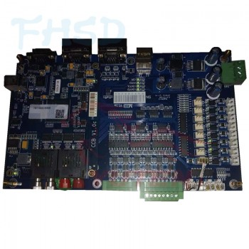 USB board for Flora xtra...