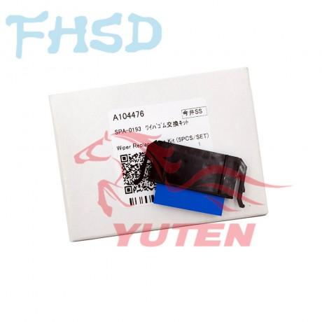 JFX-200 TS -500 TX-500 Wiper Replacement Kit 5PCS/SET A104476 SPA-0193
