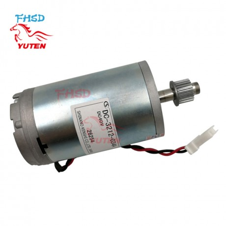 Mutoh 1604 PF Motor Assy - DF-49020, this is Original Mutoh parts
